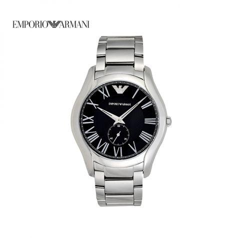 Đồng hồ nam Emporio Armani Valente dây thép - bạc