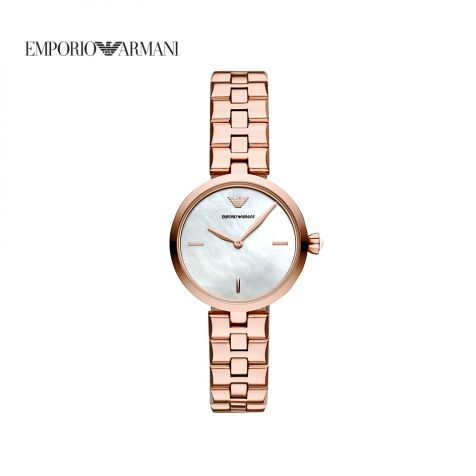 Đồng hồ nữ Emporio Armani Arianna - rose gold