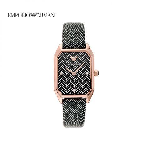 Đồng hồ nữ Emporio Armani Gioia dây da AR11249