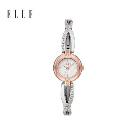 Đồng hồ nữ Elle Monge ELL21017 dây thép - bạc
