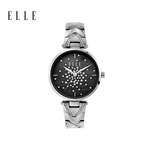 Đồng hồ nữ Elle Grand Palais thép không gỉ - bạc