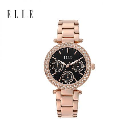 Đồng hồ nữ Elle Marais thép không gỉ - rose gold