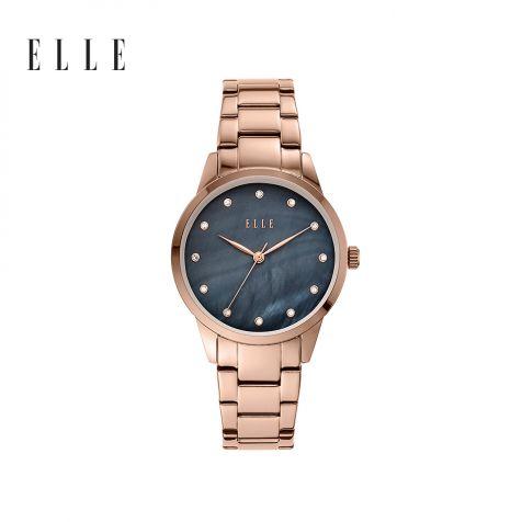 Đồng hồ nữ Elle Molitor thép không gỉ - rose gold
