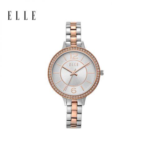 Đồng hồ nữ Elle Opera thép không gỉ - rose gold