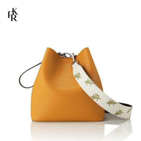 Túi xách nữ Find Kapoor Pingo 23 Pattern- mù tạc