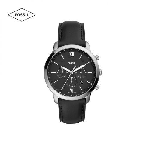 Đồng hồ nam Fossil Neutra  FS5452 dây da - đen