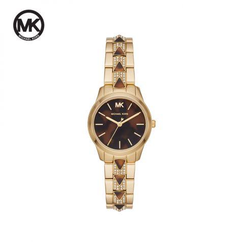 Đồng hồ nữ Michael Kors Runway Mercer dây thép
