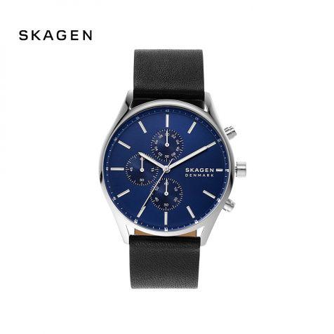 Đồng hồ nam Skagen Holst thép không gỉ - đen